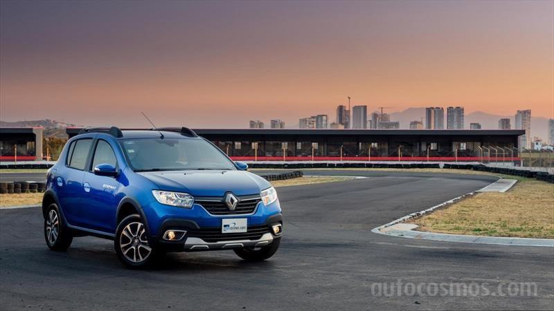 Renault Stepway 2020 a prueba