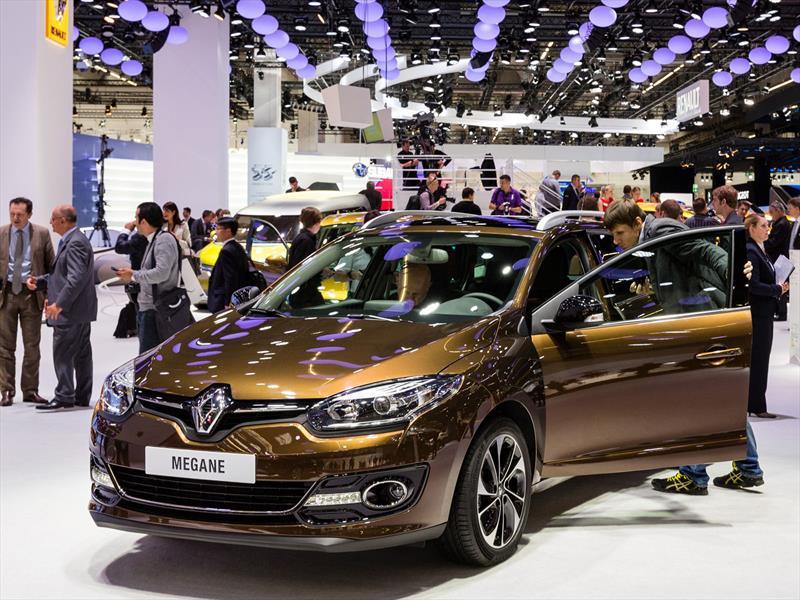 Renault Mégane estrena nueva cara