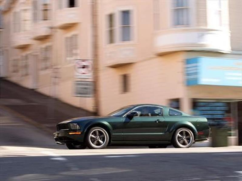 Ford Mustang Bullitt, 2008