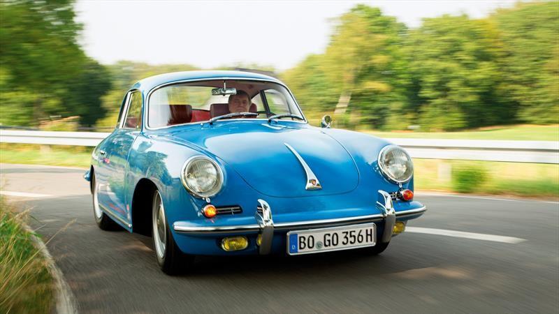 Porsche 356 C 1964 restaurado