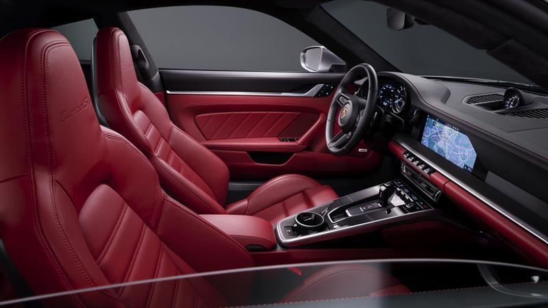 Porsche 911 Turbo S 2020