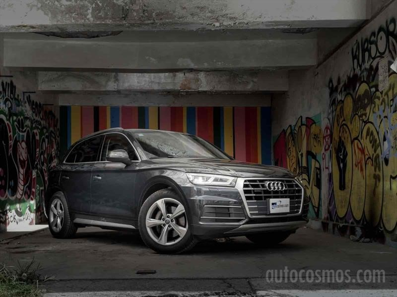 Audi Q5 Security 2018