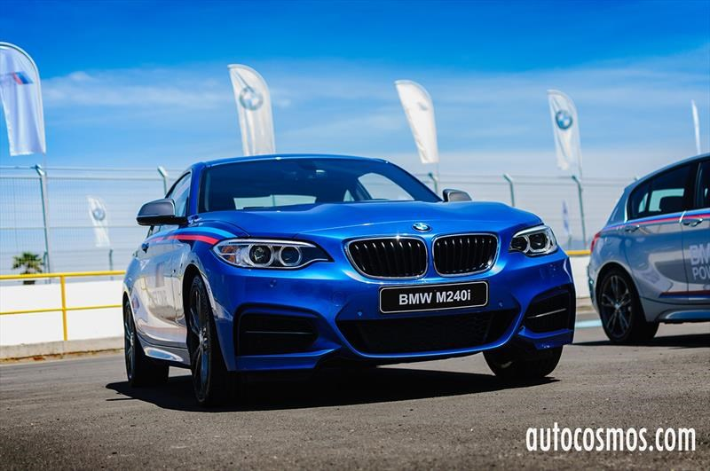 BMW M Power Tour Chile 2016