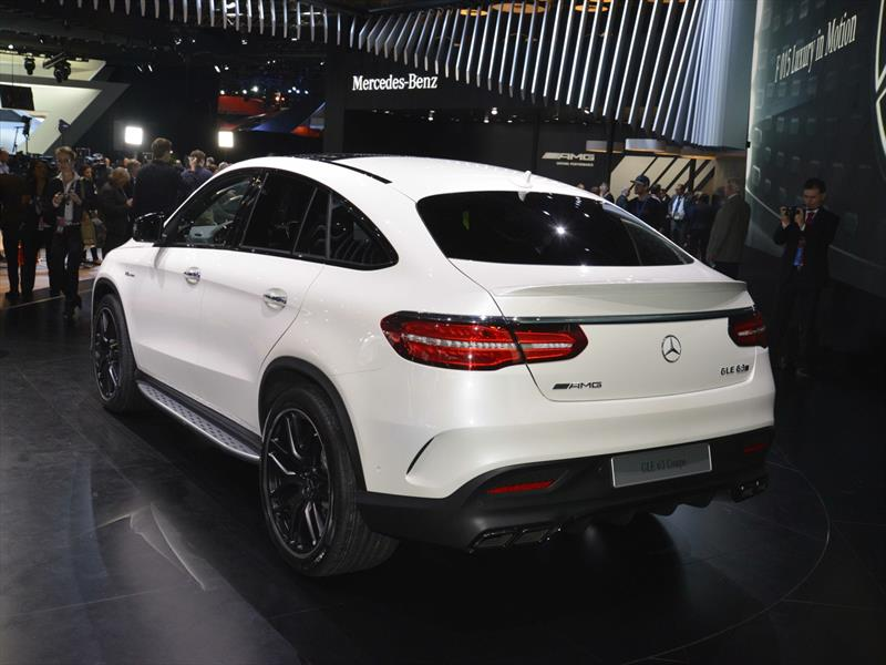 Mercedes-AMG GLE63 S Coupe 4MATIC