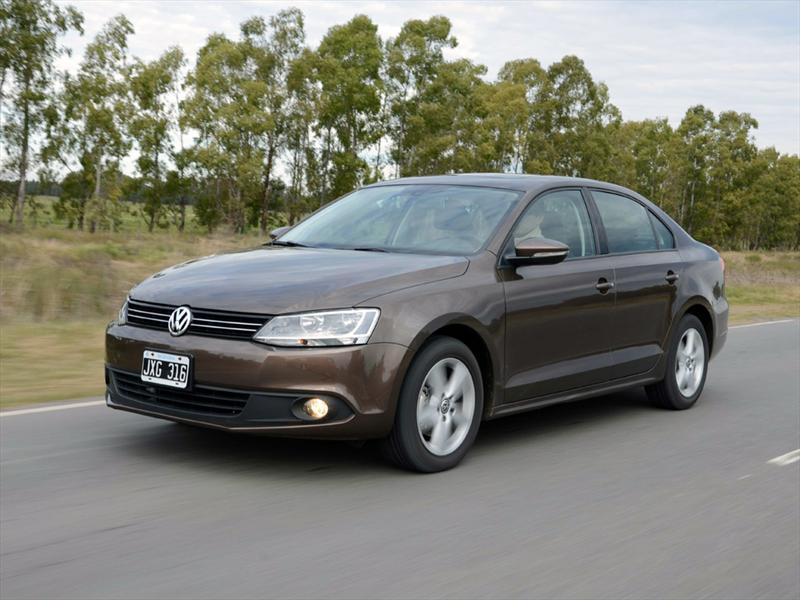 Prueba VW nuevo Vento