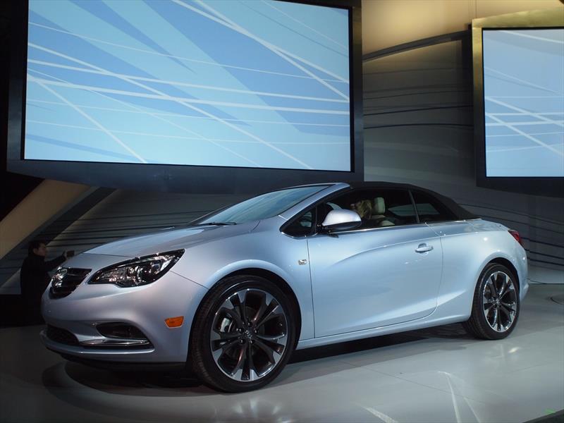 Buick Cascada 2016