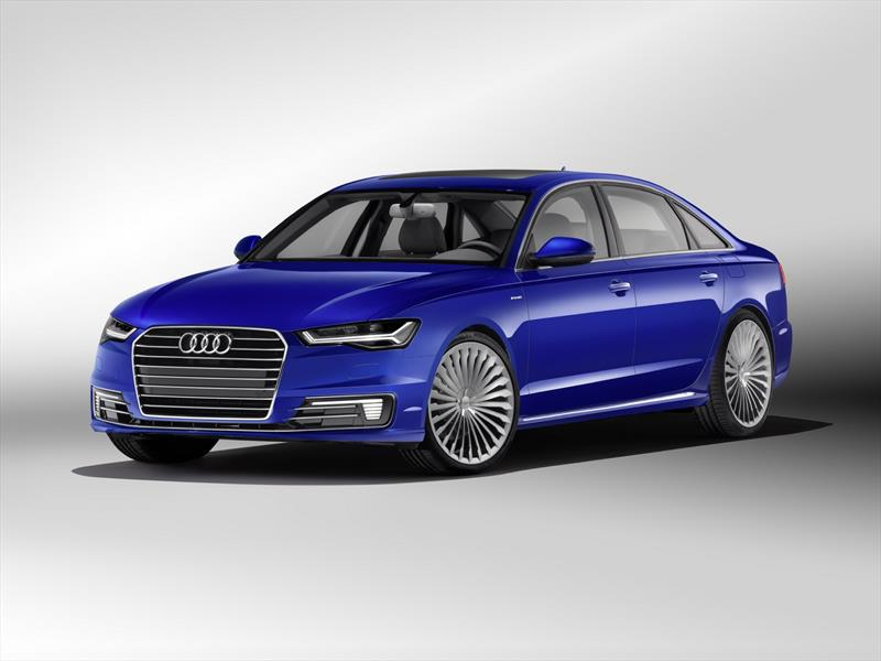 Audi A6 L e-tron 2016