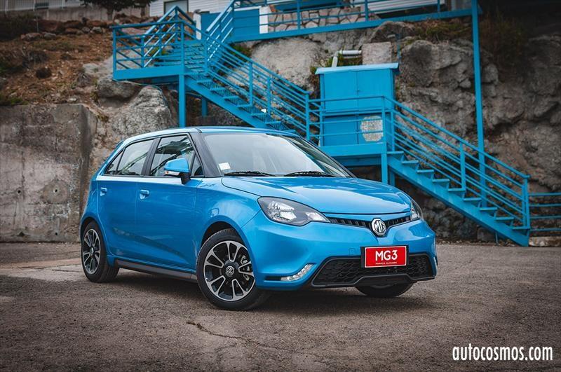 Test Drive: MG3 2017