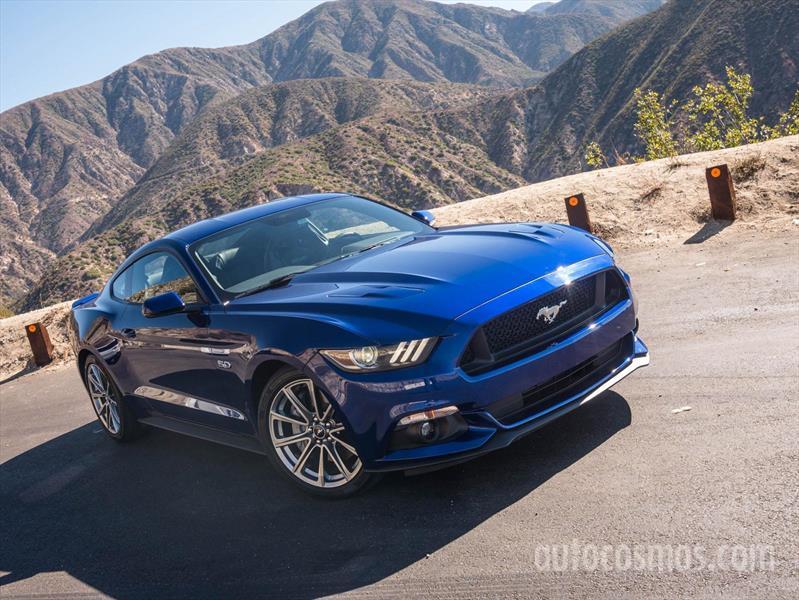Manejamos el nuevo Ford Mustang