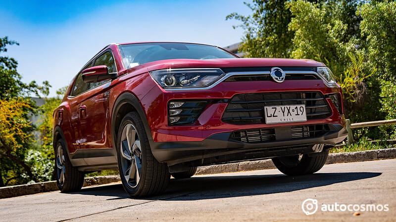 Ssangyong Korando 2021 - Test Drive