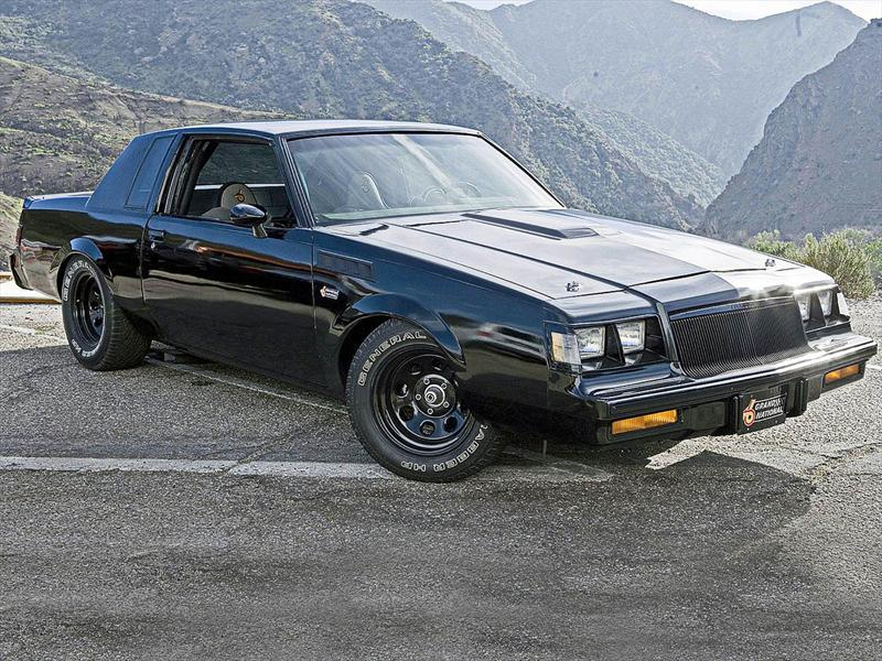 Top 10 Rápido y Furioso: Buick Grand National GNX
