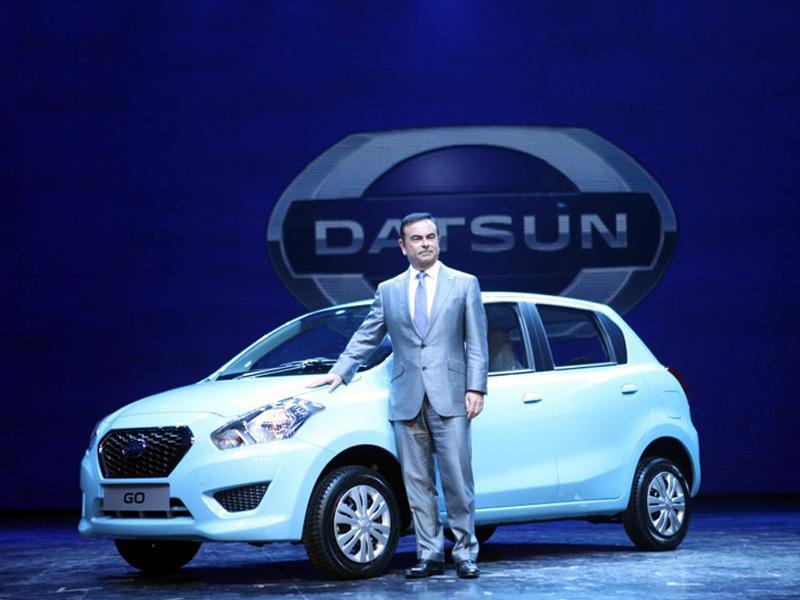 Presentación del nuevo Datsun Go