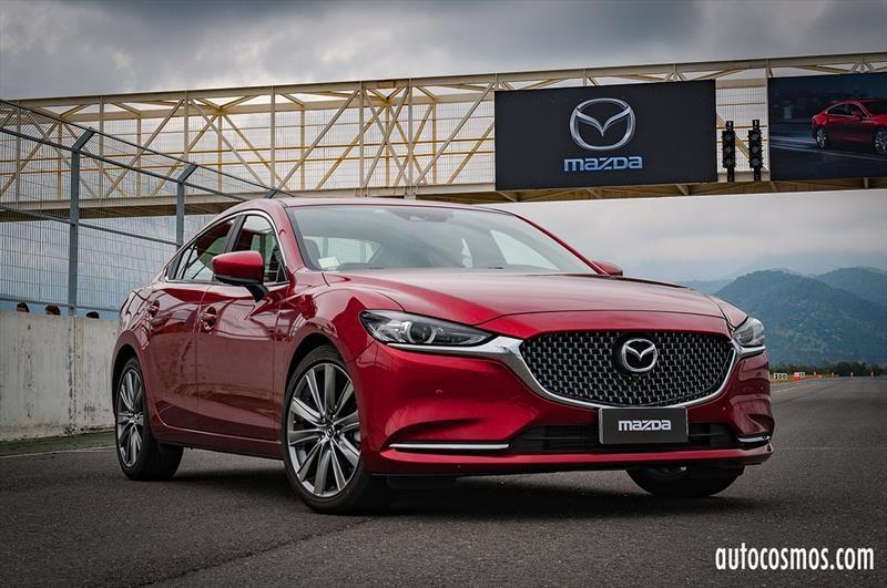 Mazda 6 2019 - Lanzamiento en Chile