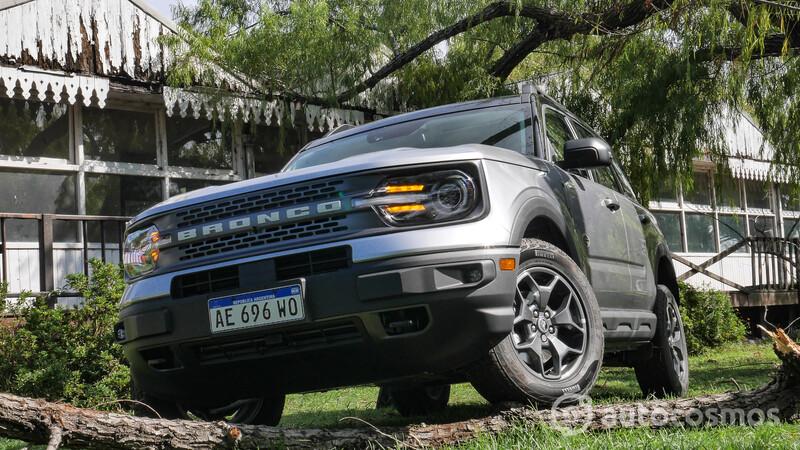Ford Bronco Sport a prueba