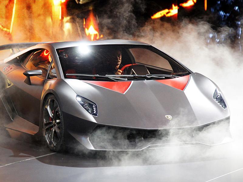 Top 10: Lamborghini Sesto Elemento