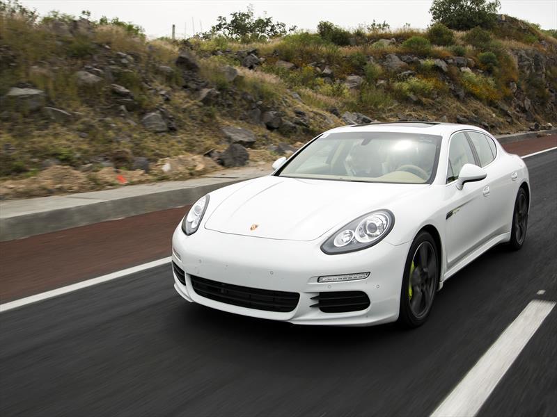 Porsche Panamera S E-Hybrid, primer contacto
