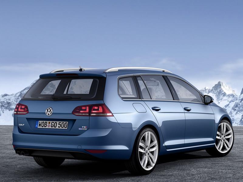 Volkswagen Golf  Wagon 2014