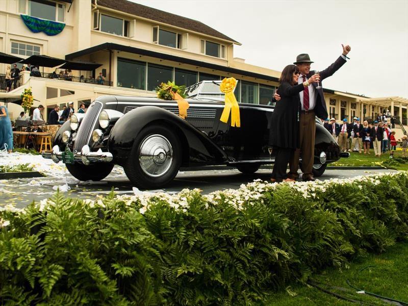 1936 Lancia Astura Cabrio Tipo Bocca Pinin Farina