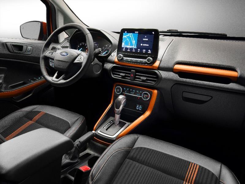 Ford EcoSport MY2018
