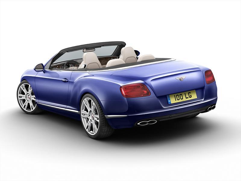 Bentley Continental GTC V8 2013