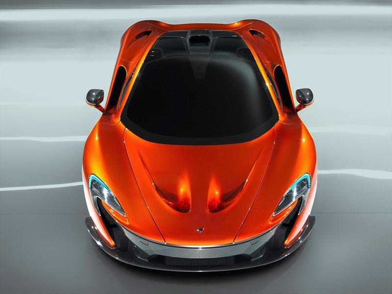 McLaren P1 Concept  se presenta