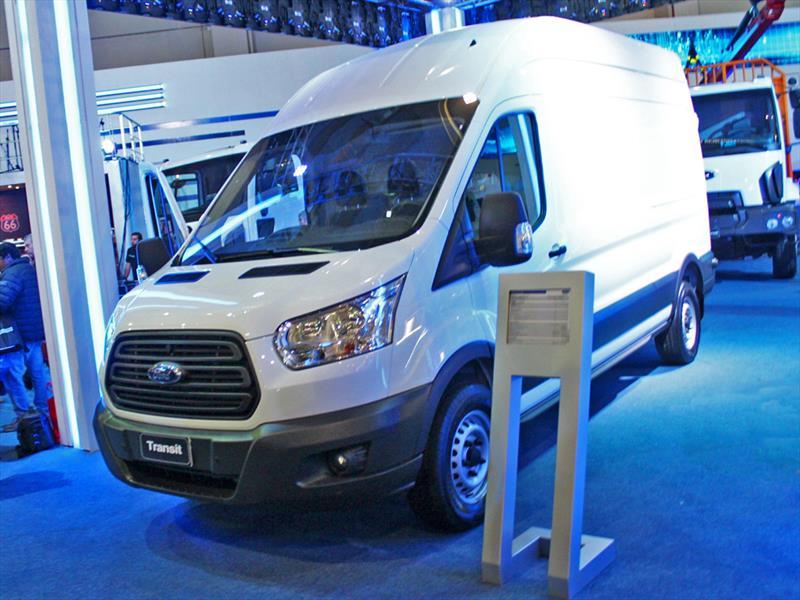 Ford Transit 2015 en Chile