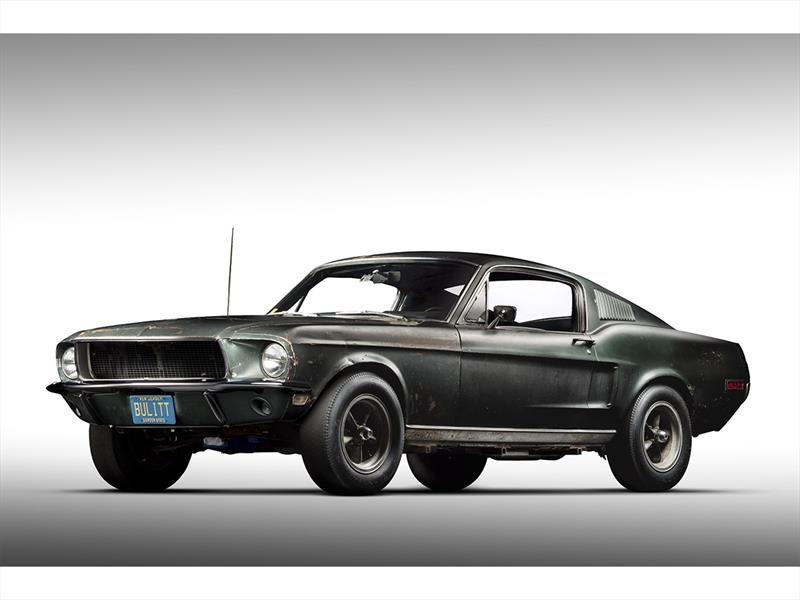Ford Mustang Bullitt 1968