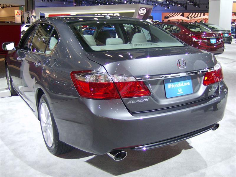 Honda Accord 2014 en Los Angeles 2013