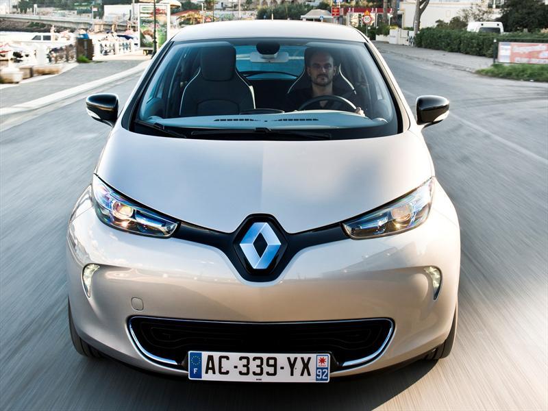 El Renault Zoe, ya rueda por Europa