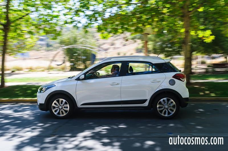 Test Drive: Hyundai i20 Active 2017