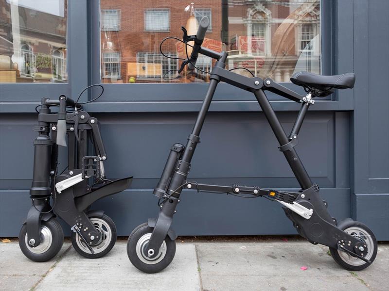 A-Bike Electric la bici eléctrica más chica