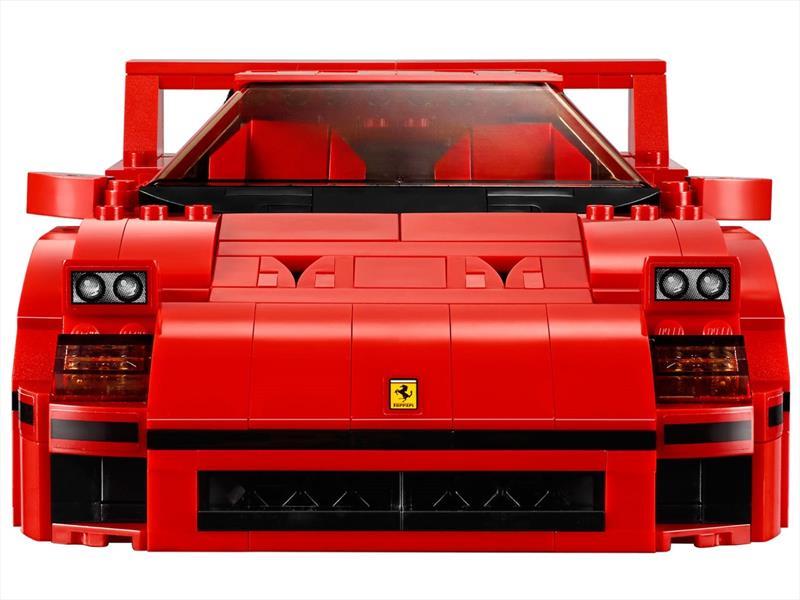 Ferrari F40 por LEGO