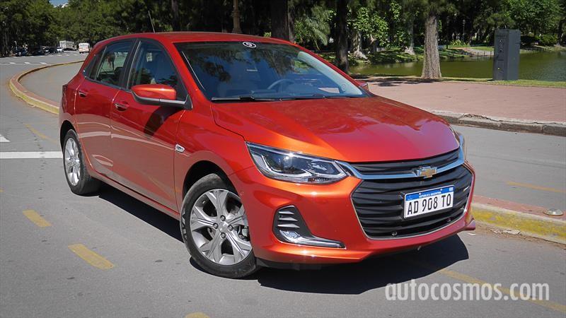 Chevrolet Onix Hatchback 2020 a prueba