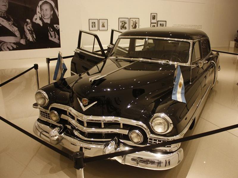 Cadillac Limousine 1951 de Perón y Evita