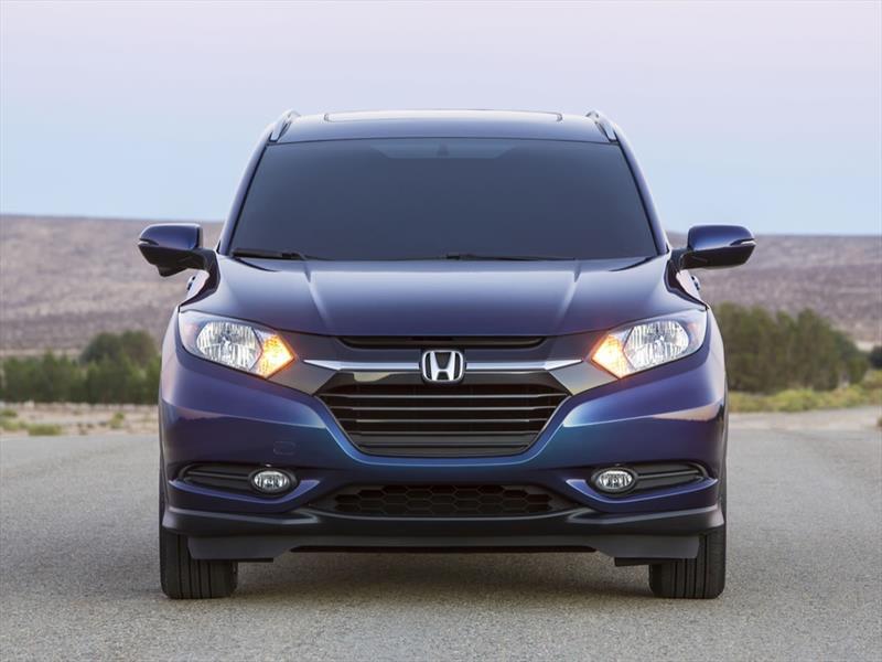 Honda HR-V 2016 se presenta