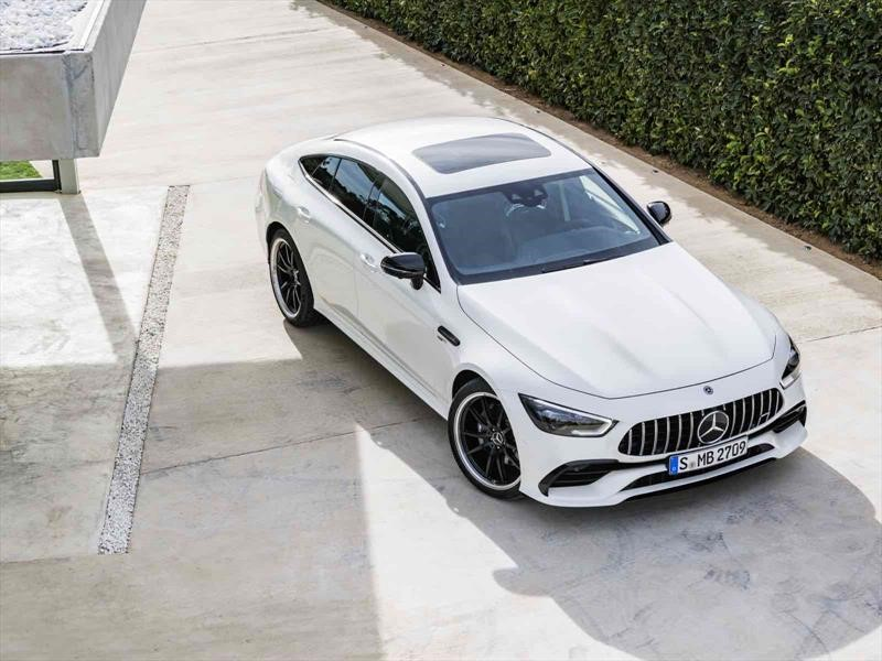 Mercedes-AMG GT 4 Puertas Coupe