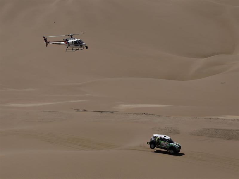 Dakar 2012, parte 3