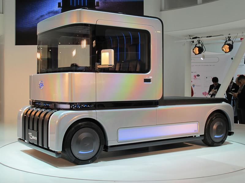 Debuta Daihatsu FC Deco Deck  Concept