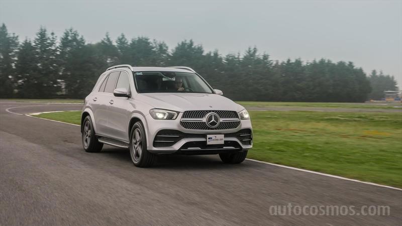 Mercedes-Benz GLE 2019 a prueba