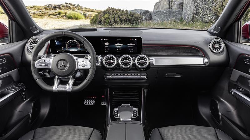 Mercedes AMG GLB 35 2020