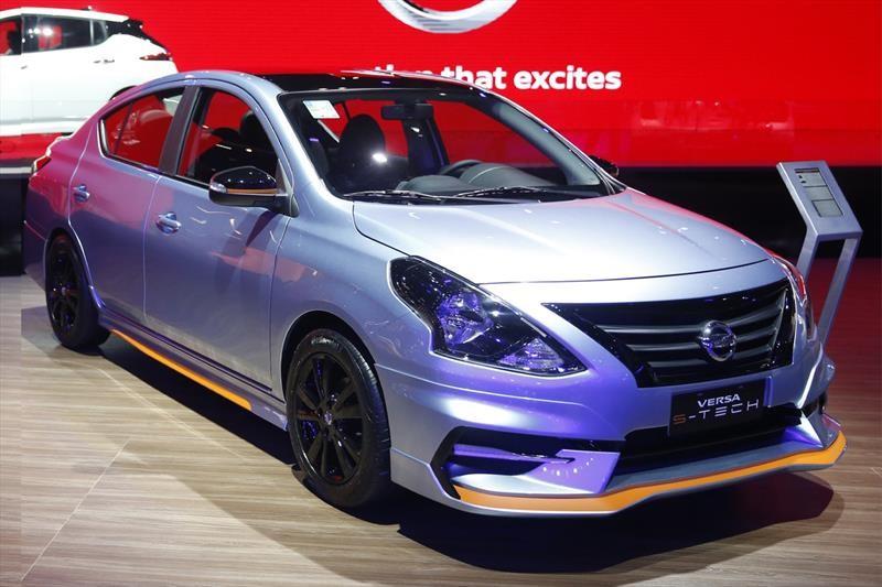 Nissan en el Salón de Sao Paulo