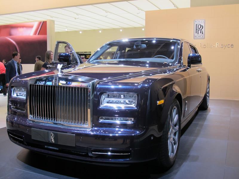 Rolls Royce Celestial Phantom