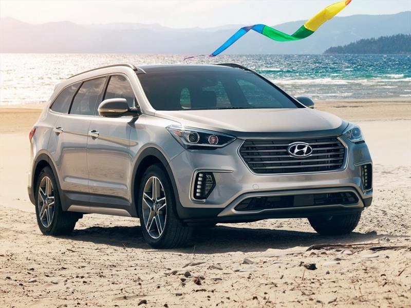 Renovación del Hyundai Santa Fe