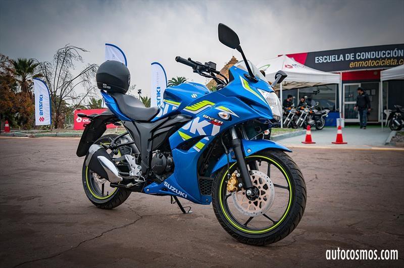 Suzuki Gixxer 2017
