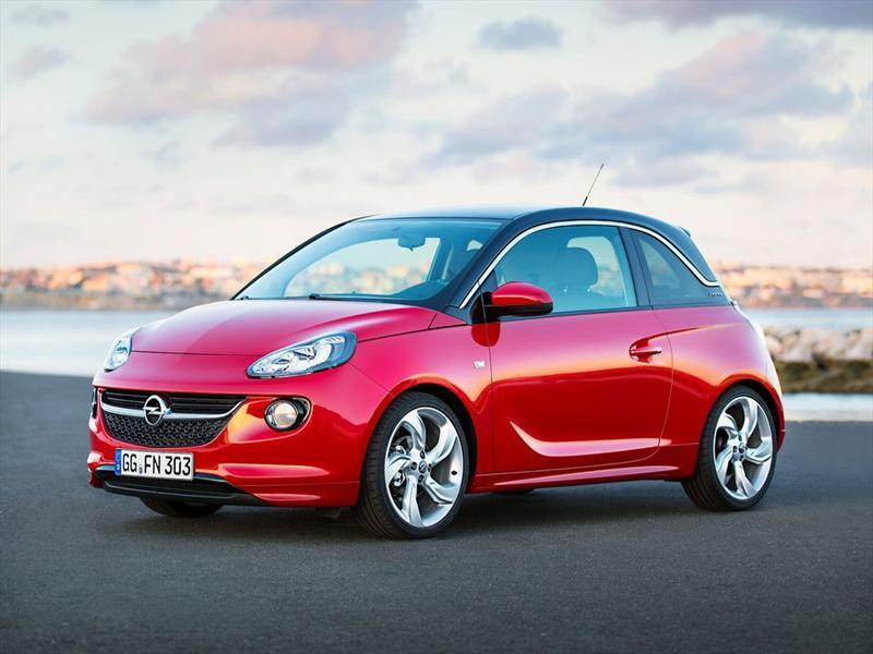 Top 10: Opel Adam
