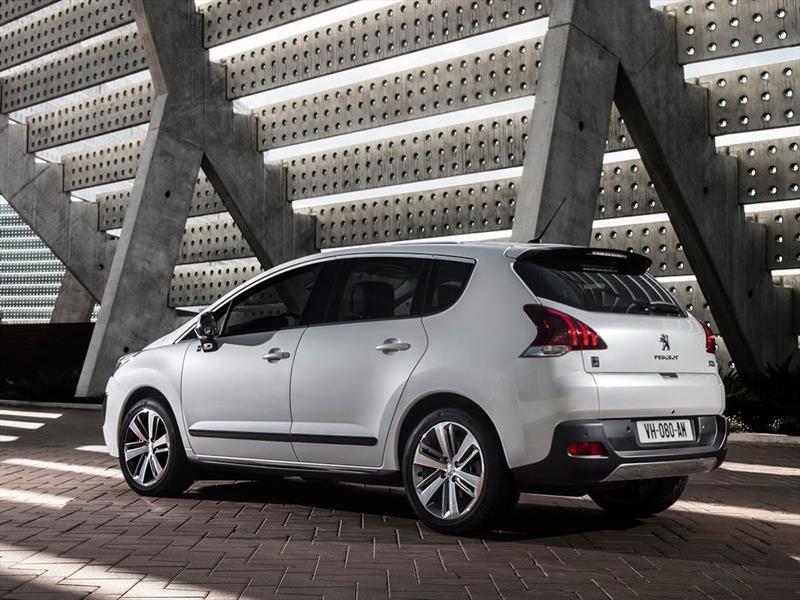 Peugeot renueva el 3008 en Frankfurt