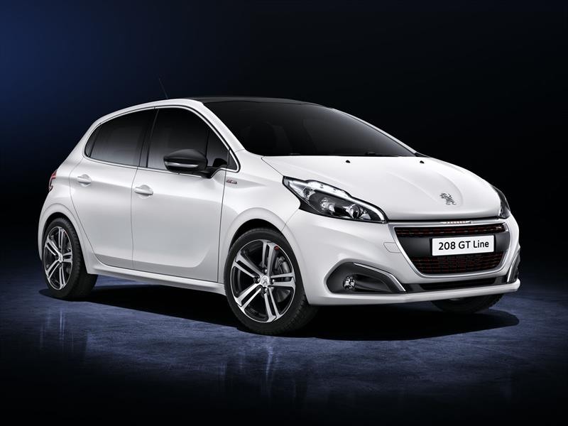 El Peugeot 208 se renueva en Ginebra 2015