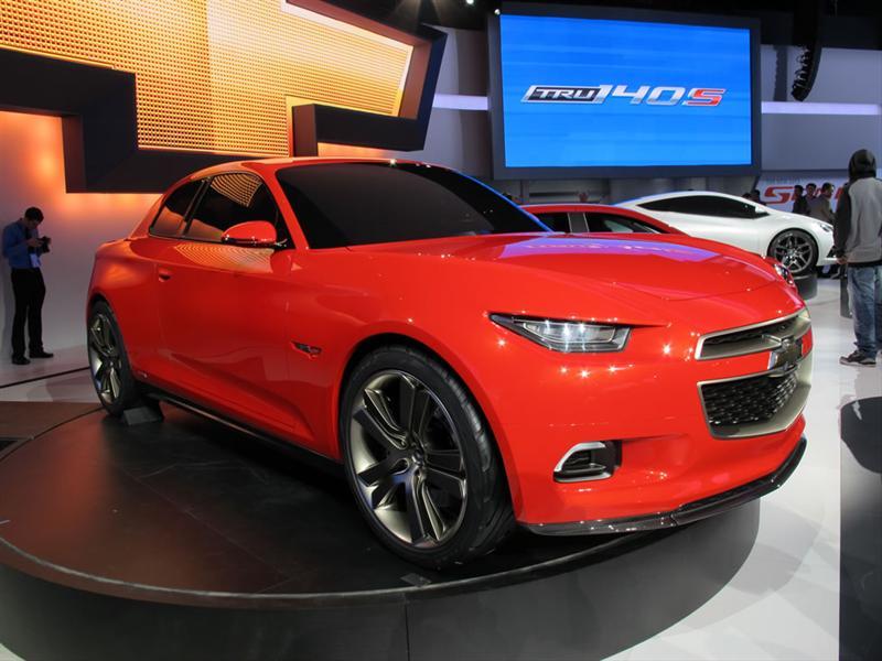 Chevrolet Code 130R en el Salón de Detroit 2012