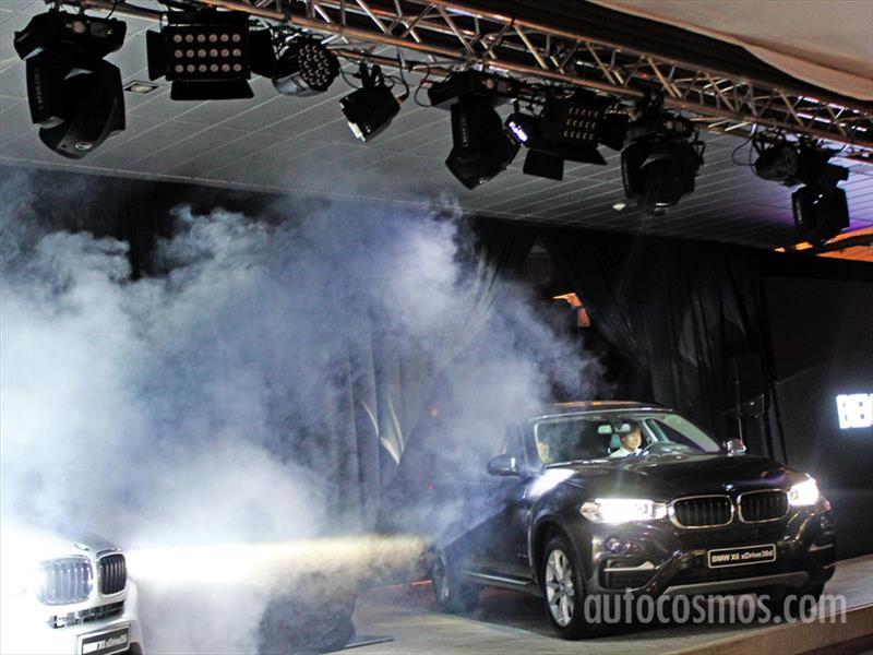 BMW X6 2015 Lanzamiento en Chile