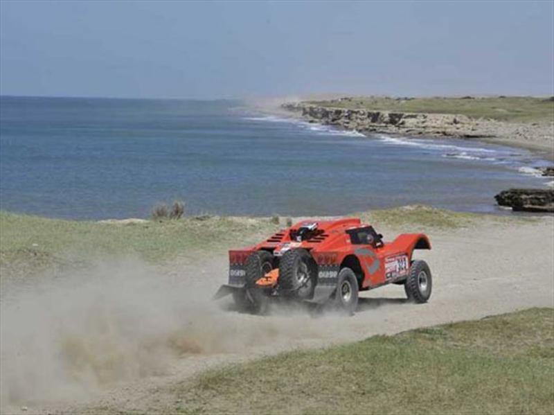 Dakar 2012, 1° Etapa